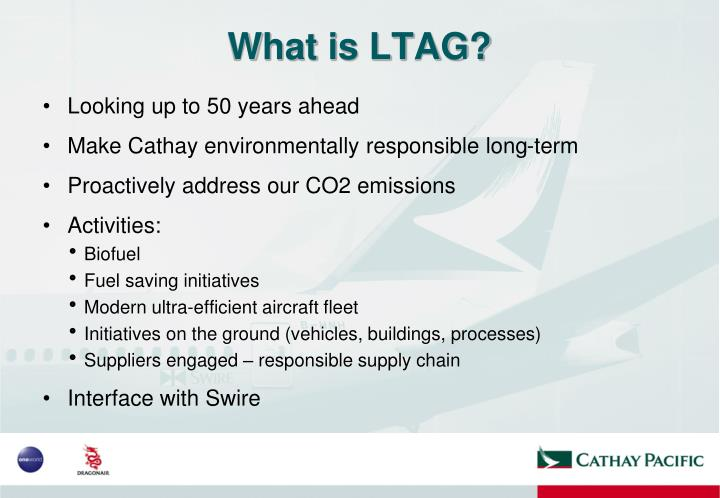 What is LTAG?
