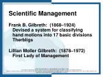 scientific management1