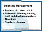 scientific management2