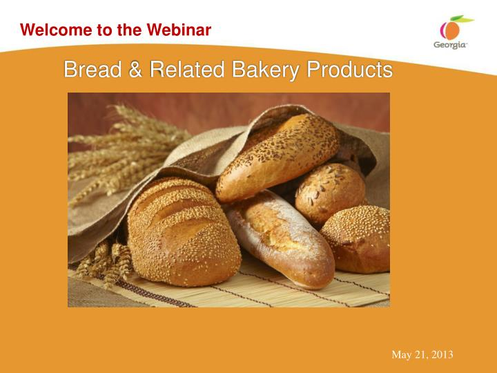 bread related bakery products n.