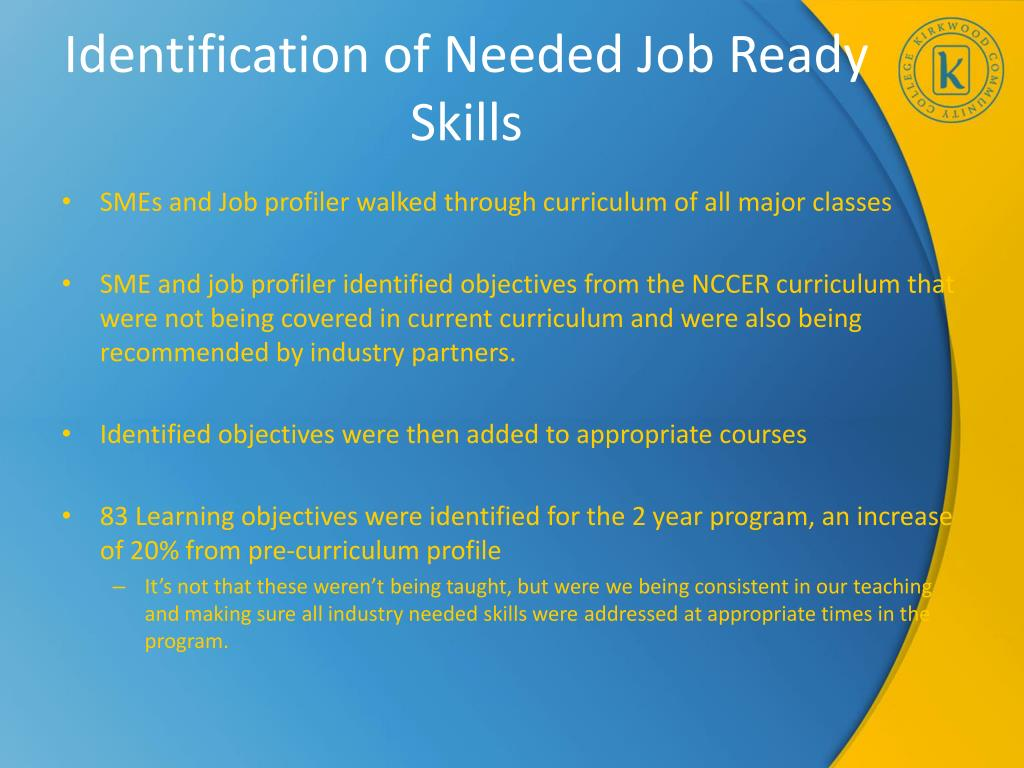 PPT - Work Readiness Standards and Benchmarks PowerPoint