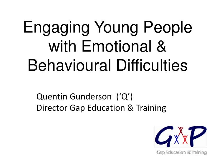 support children and young people with behaviour emotional essay Emotional learning begins at a very young age, as children discover a wide range of emotions, and evolves as they grow this topic aims to provide a better understanding of the key stages of emotional development, its impacts, interrelated skills, and the factors that influence emotional competence.