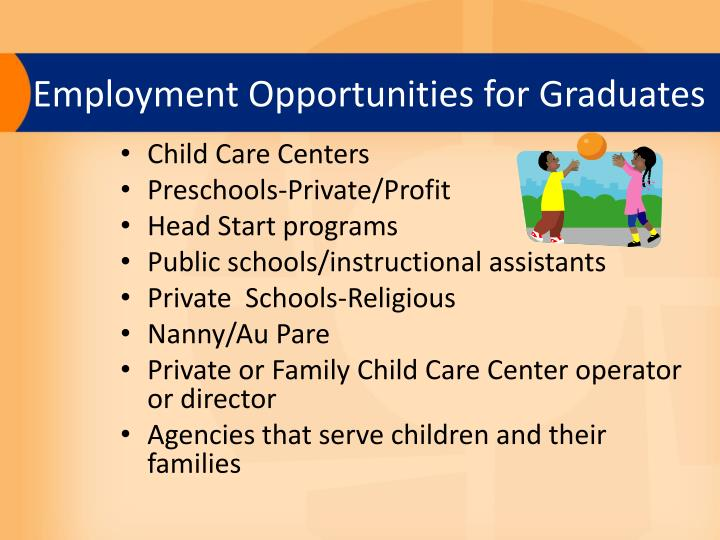 Employment Opportunities for Graduates