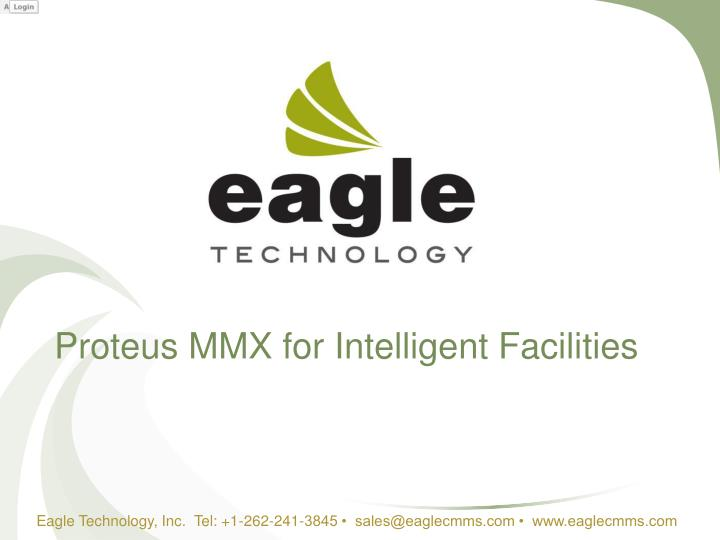 proteus mmx for intelligent facilities n.