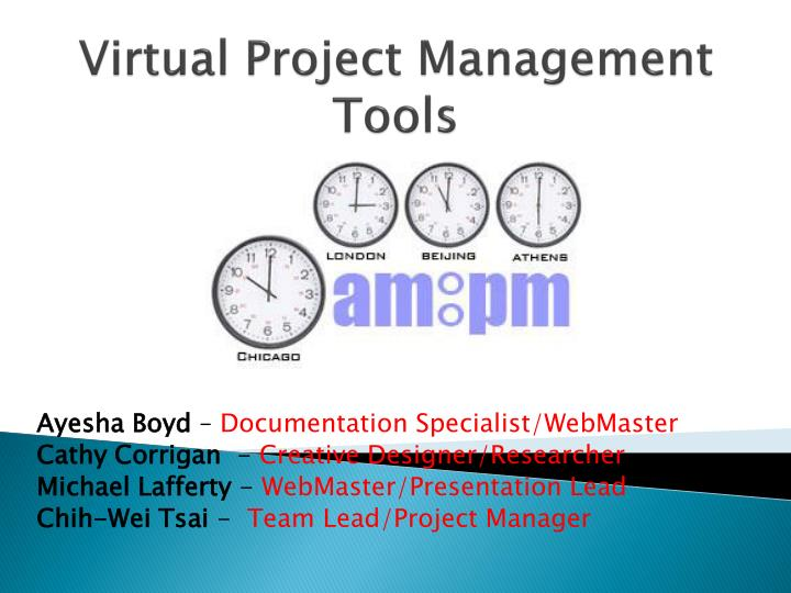 virtual teams and virtual project management essay White papers contribute content for many pmos and project teams, virtual teams that span locations providing an introduction to virtual project management.