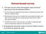 school based survey2