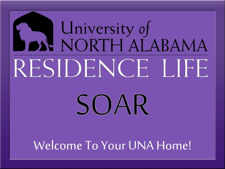 soar welcome to your una home n.