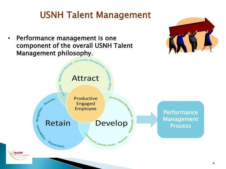 USNH Talent Management