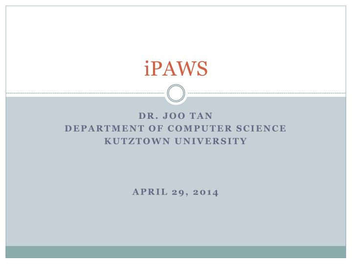 ipaws n.