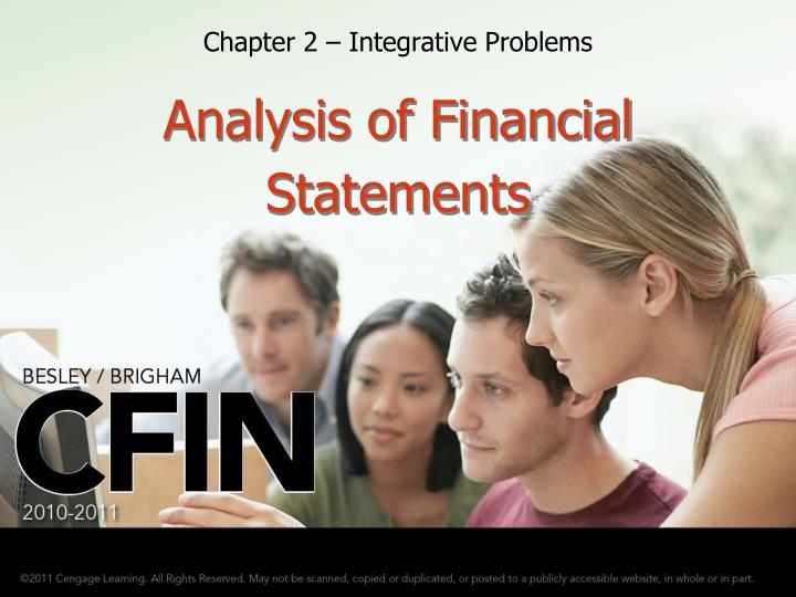 chapter 2 integrative problems n.