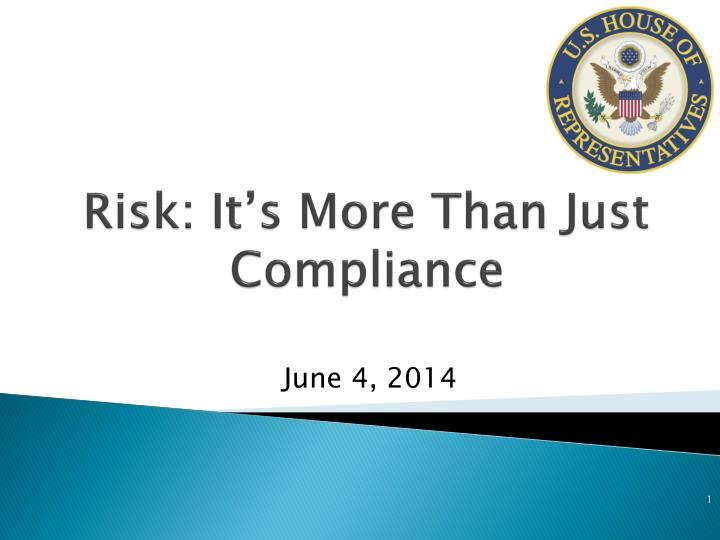 risk it s more than just compliance n.