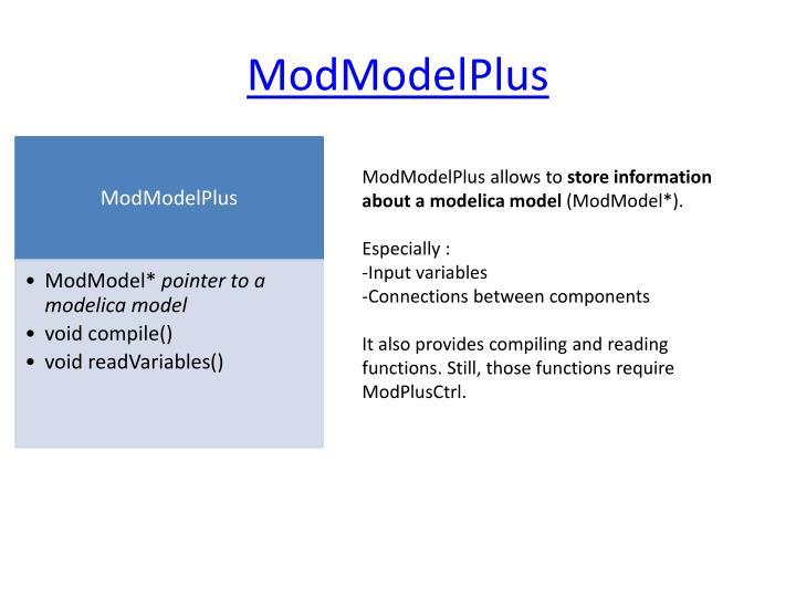 ModModelPlus