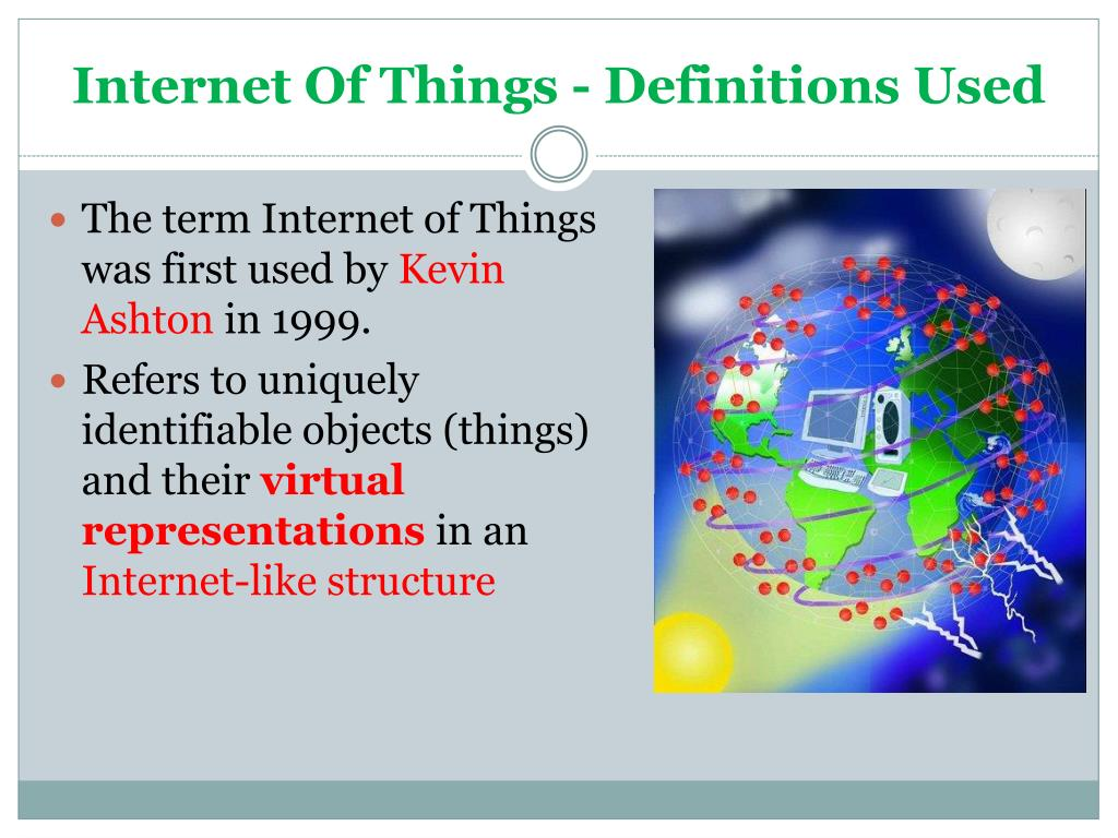 PPT - Internet of Things PowerPoint Presentation, free ...
