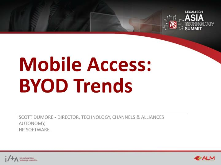 mobile access byod trends n.
