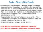 social rights of the people1
