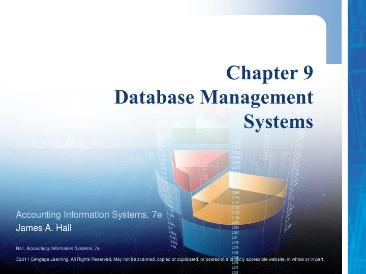chapter 9 database management systems Structure of the chapter the functions of management managerial roles decision making components of a marketing information system chapter.