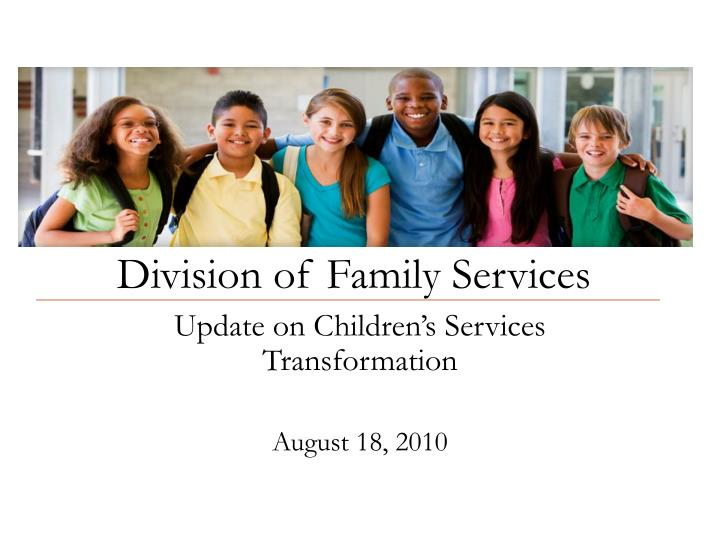 division of family services n.