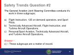 safety trends question 21