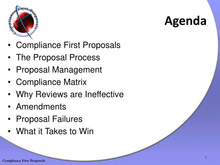 Ppt The Federal Proposal Process From A Proposal Management View