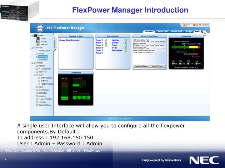 flexpower manager introduction n.