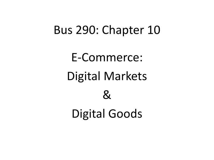 bus 290 chapter 10 n.
