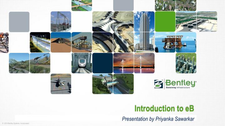 Introduction to eb
