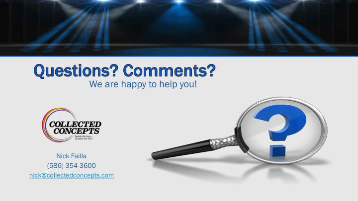 We are happy to help you!