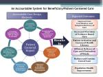 an accountable system for beneficiary patient centered care