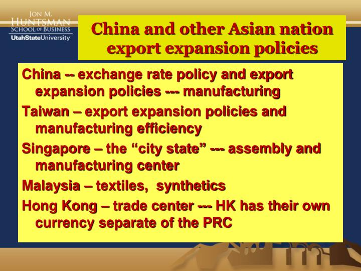 China and other Asian nation