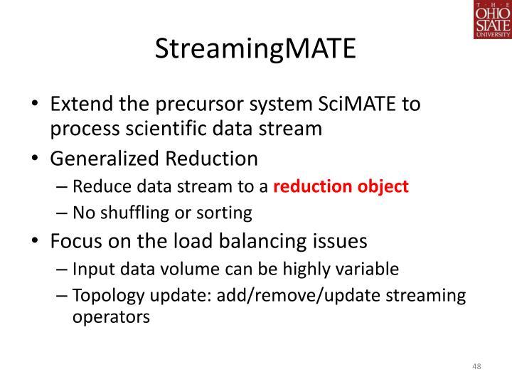 StreamingMATE