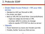 3 protocole soap
