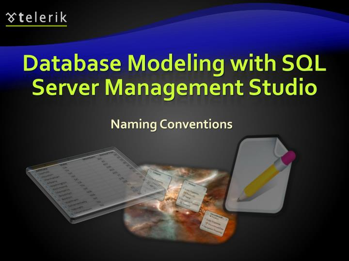 Database Modeling with