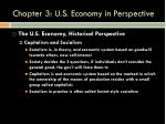 chapter 3 u s economy in perspective4