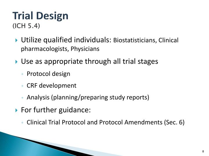 PPT - Sponsor Responsibilities ICH E6 Good Clinical Practice ...