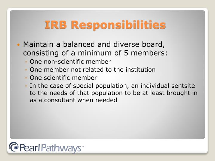 Maintain a balanced and diverse board, consisting of a minimum of 5 members: