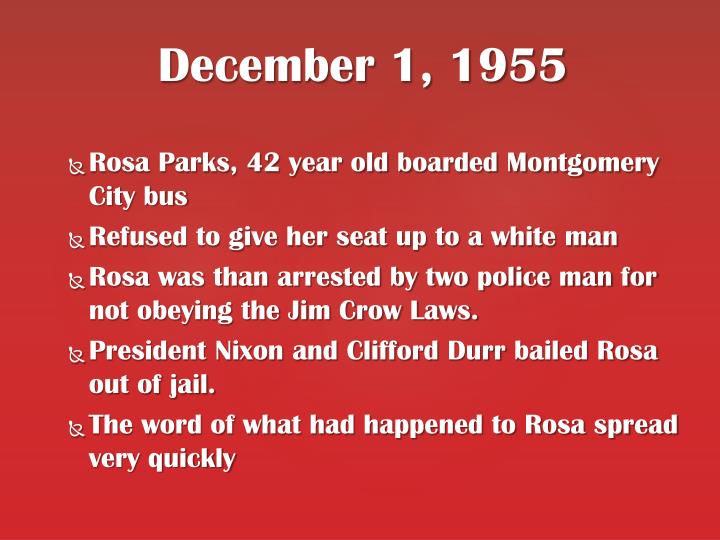 Ppt Rosa Parks Powerpoint Presentation Id 1573984