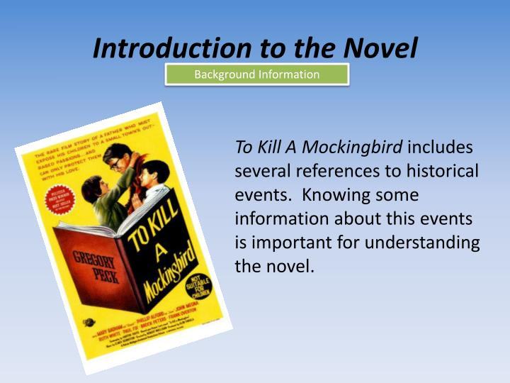 historical events in to kill a mockingbird
