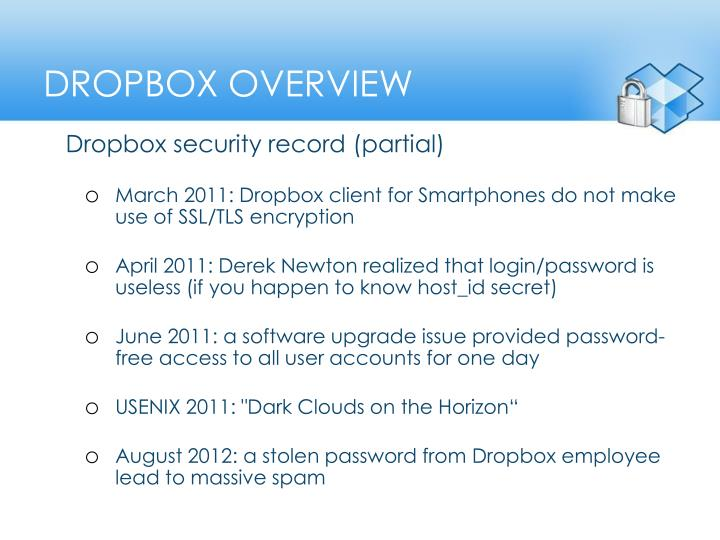 Dropbox overview1