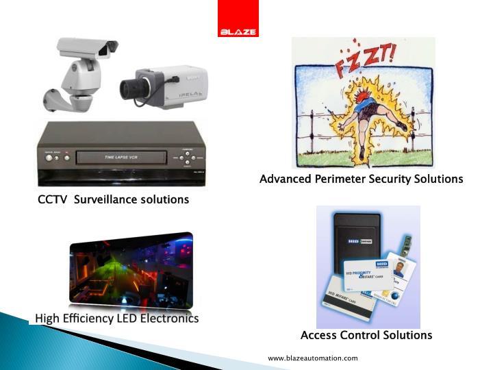 Advanced Perimeter Security Solutions