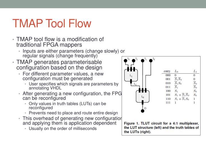 Tmap tool flow