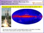 design example gamma ray large area space telescope glast4