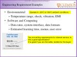 engineering requirement examples1