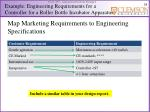 example engineering requirements for a controller for a roller bottle incubator apparatus1