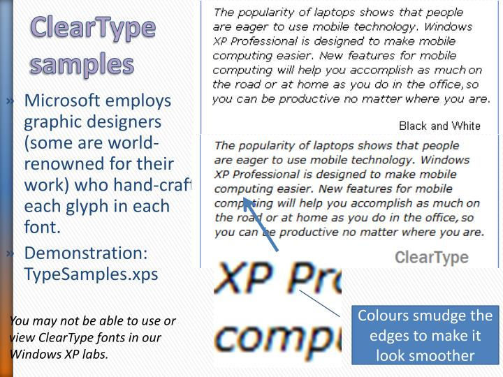ClearType