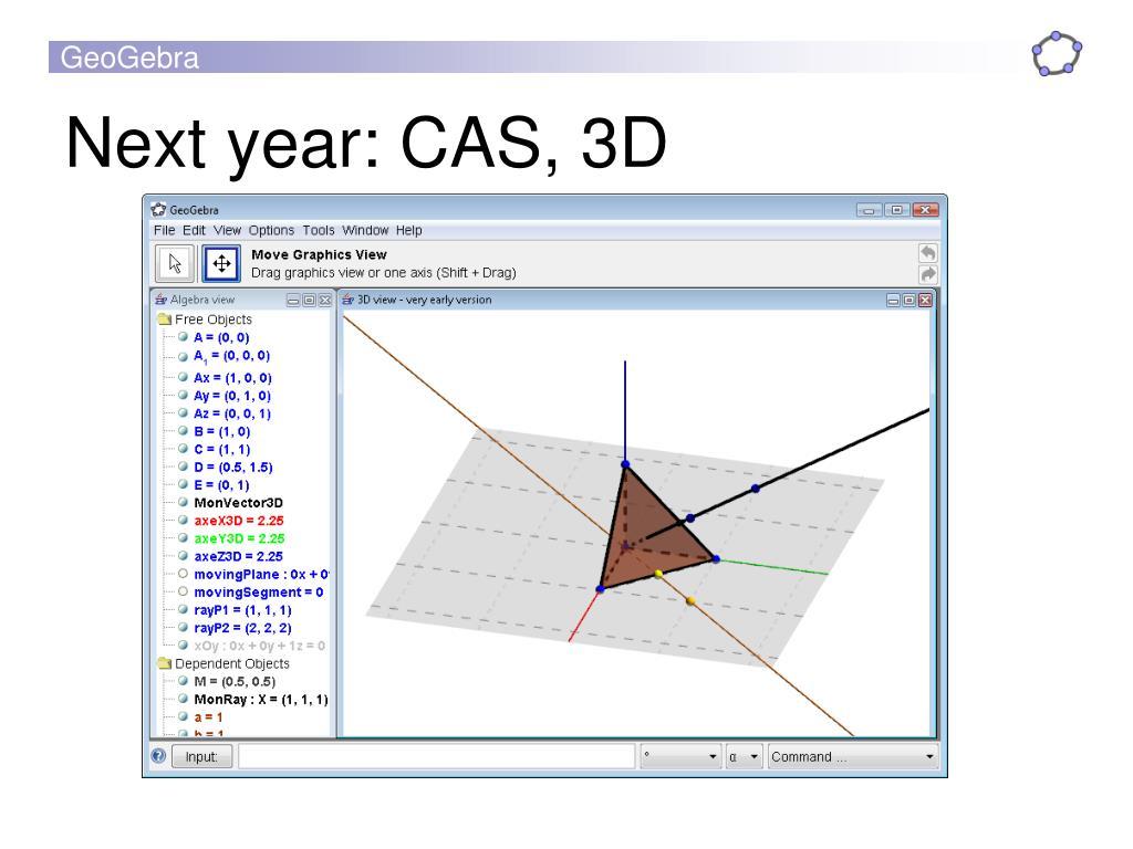 PPT - GeoGebra PowerPoint Presentation - ID:1575018