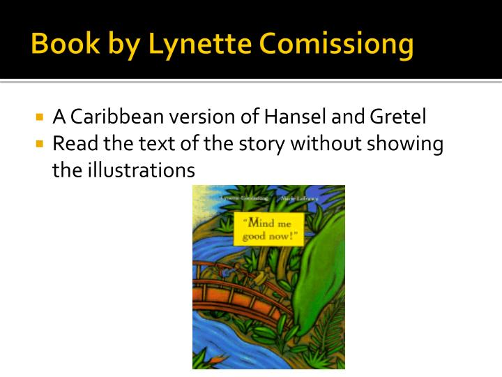 Book by Lynette