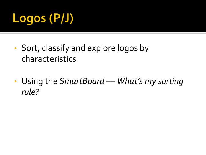 Logos (P/J)