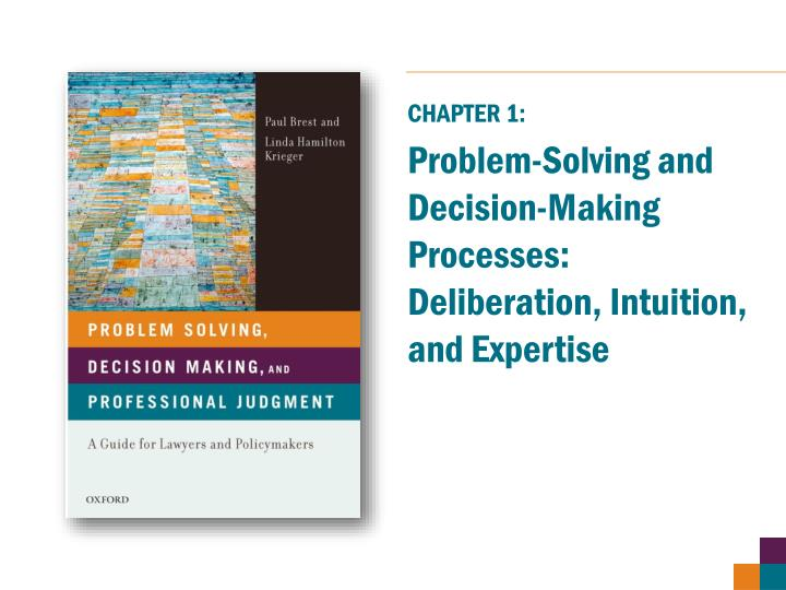 chapter 16 critical thinking and decision making Accounting: tools for business decision making, 5th edition answers to chapter 1 - introduction to financial statements - self-test questions 1 including work step by step written by community members like you.
