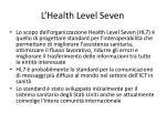 l health level seven