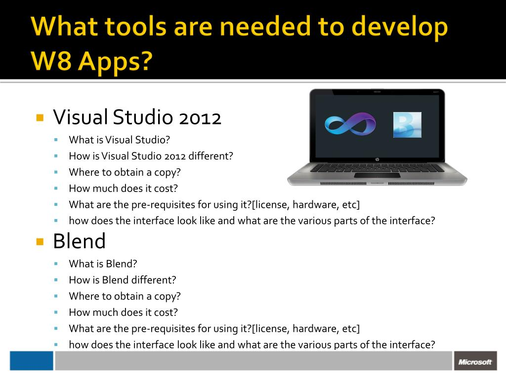 PPT - Building Windows 8 Applications from Beginner to